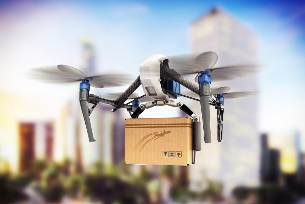 Da gennaio 2018 parte la sperimentazione dell' integrazione dei droni in Fleetness.